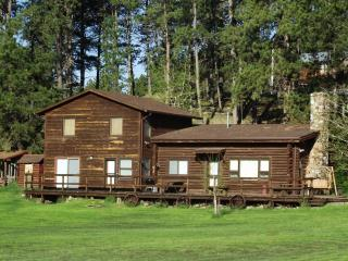 5 Bdr Historic Getaway (Sky View Cabin )Custer SD