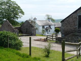 Three bedroom 19th Century Farmhouse in Wales, UK