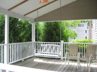Porch entrance