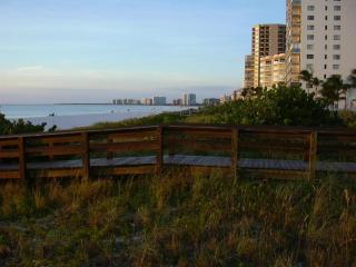 Marco Island Boardwalk to Beach