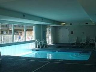 Overdekt zwembad en Hot Tub
