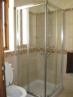 Penthouse Shower Ensuite