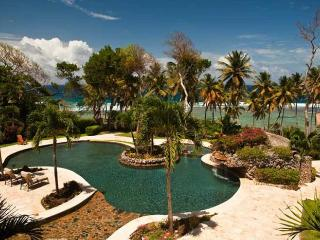 Luxury 10 bedroom Dominican Republic villa. Beachfront private resort!, Cabrera