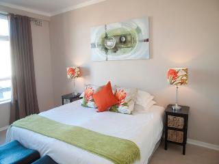 Bedroom with 2 double beds or a King bed