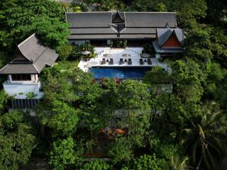 Surin Beach Luxury Seaview Thai Lana Jungle Villa