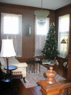 year round xmas sitting room