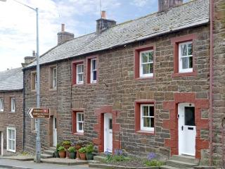 EDEN COTTAGE, pet friendly, luxury holiday cottage, with a garden in
