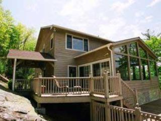 The home is over 2500 feet, richly appointed and very comfortable