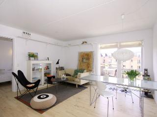 Large and quiet Copenhagen apartment with balcony