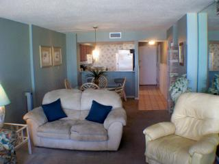 'Sea Oats' at DOP is a 5th floor, 2/2 beach front. Sunset Views Pet friendly