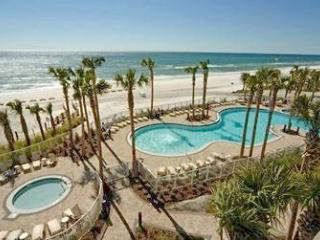 Fantastic Fall Bch Front 2br + bunks, Great Views, Panama City Beach