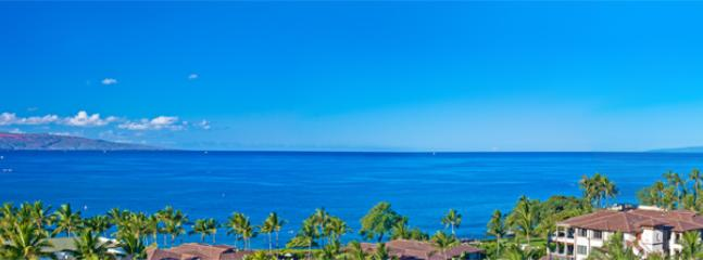 This photo makes the ocean look much farther away than it is, but it also shows you the full view from H501 which...