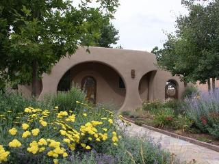 Luxury Santa Fe Hobbit House  3 Bedrooms 2 Baths