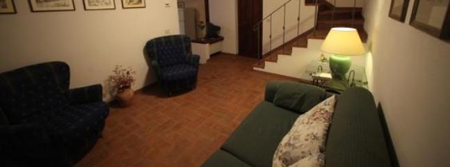 Casa Vecchia Livingroom
