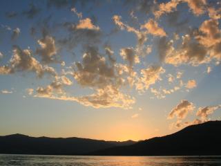 Lake View-Sunset