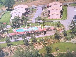 Casa Pegaso B, Sorano
