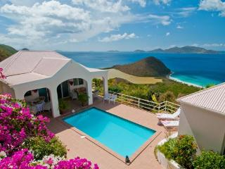 Secluded Caribbean Villa with Spectacular Views, Tortola