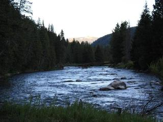 Gallatin River Cabin, Big Sky, MT 59716