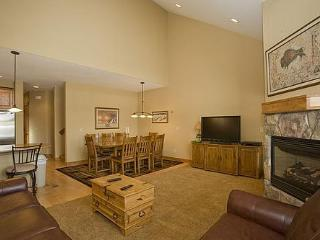 Buffalo Lodge 4 BD Townhome Private Hot Tub, Grill, Silverthorne