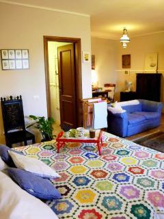 'sweet  chestnut' room