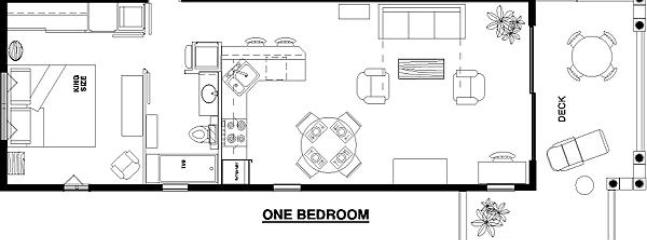 generic floor plan