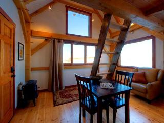 big windows for your mountain viewing pleasure!