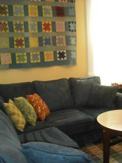 Wellington Living room