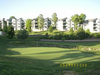 Branson Condo on One of the Finest Golf Courses