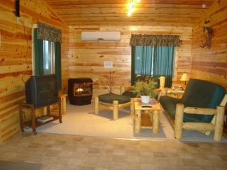 5 BR lakefront lodge in North MN walleye country., Deer Rivers