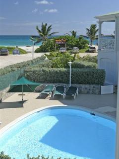 ALEXIA at CARIBBEAN PRINCESS B6...lovely Orient beachfront sleep six condo with