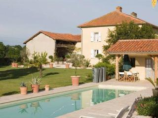 Tresbos farmhouse with private pool, Midi-Pyrenees