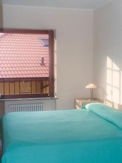 villa has 4 twin beds