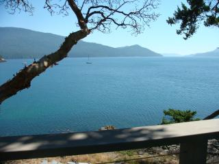 Stunning ! Waterfront Orcas Walk to Eastsound