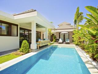 On the beach in Sanur: VILLA SIXTEEN KEJORA: Cool Bali Villas