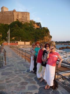 beautiful seaside town of Lerici