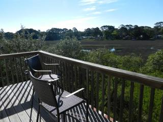 3br/2.5ba - Beautiful Marsh Views - Tybee Island, Isla de Tybee