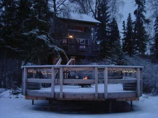 Escape for Two- Moose Cabin, Soldotna