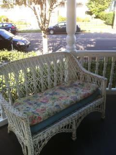 Front Porch Wicker