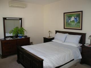 Our Deluxe Queen size bedroom