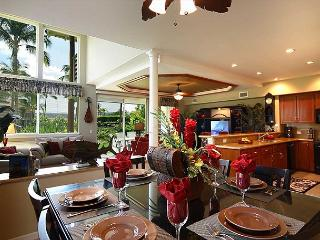 BEACH VILLAS D1  -  3 Bedroom, 3 Bath Poolside Villa - SPECIAL FALL RATE!!
