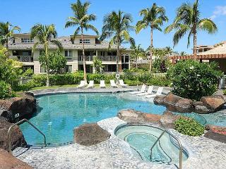 TOP FLOOR VILLA/OCEAN VIEW & BBQ! LAVA FLOW SPECIAL AUG-OCT 7TH NIGHT COMP, Waikoloa