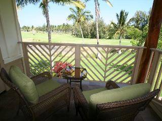 3BR TOWN HOME WITH GOLF VIEWS & BBQ! LAVA FLOW SPECIAL AUG-OCT 7TH NIGHT COMP, Waikoloa