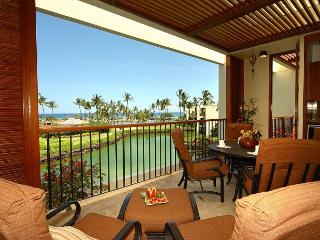 TOP FLOOR LUXURY PENTHOUSE, OCEAN VIEWS LAVA FLOW SPECIAL AUG-OCT 7TH NT COMP, Kamuela