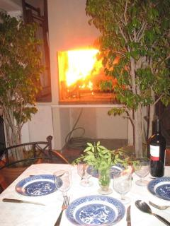 BBQ, Asado criollo in the terrace, light a real fire as if you were in the countryside!