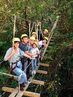 Blue Ridge Canopy Adventure offers a new perspective