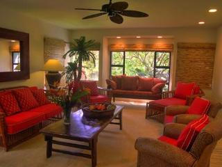 Huge 5 BR Resort Home, Easy walk to Poipu Beach, Sleeps 14, Pool, Spa, Tennis