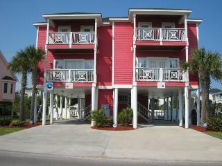 Luxury Ocean Vw 5BR/5.5BA House Pool Steps 2 Beach, Garden City Beach