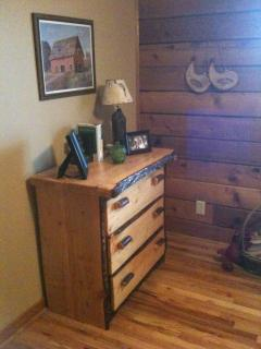 Spare Bedroom chest of drawers