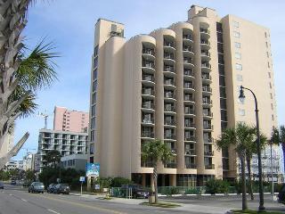 Oceanfront 1 Bedroom Condo by Grand Strand in Myrt, Myrtle Beach