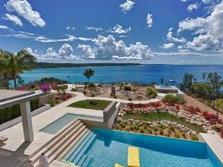 Ocean views on the northern edge of Little Bay. ANI NOR, Anguilla